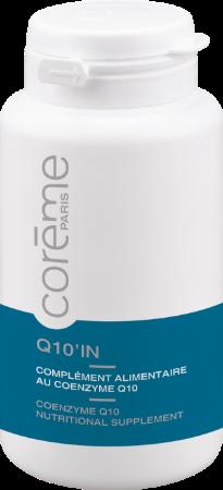 Complément alimentaire coenzyme Q10 Coreme Paris