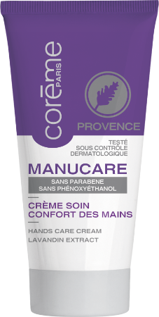 crème soin confort des mains Coreme Paris