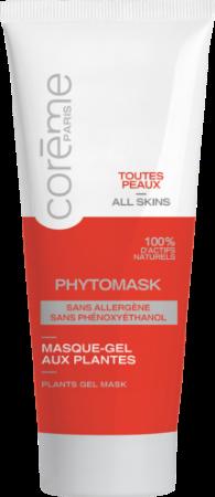 Masque gel aux plantes Coreme Paris