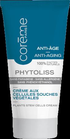 Crème aux cellules souches végétales Coreme Paris