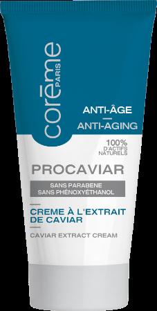 Crème extrait de caviar Coreme Paris