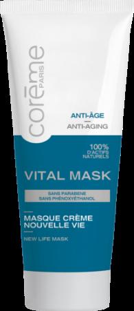 Masque crème nouvelle vie Coreme Paris