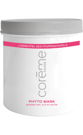 Masque gel aux plantes Coreme Pro